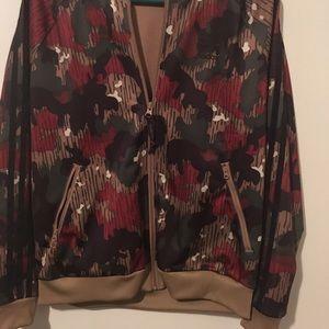 adidas Jackets & Coats - WOMEN'S ADIDAS JACKET MADE BY PHARRELL WILLIAMS